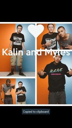 Kalin white and myles parrish wallpaper