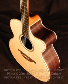 BRAND NEW Lowden O-35C Sitka Rosewood at Exceptional Guitars