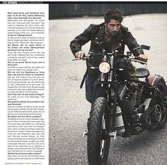 Christoph Köstlin - Marcel Hirscher // 05 // Harley Davidson // sport editorial // sports