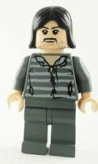 Lego minifigure of Sirius - Harry Potter Wiki
