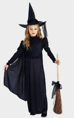 Classic Witch Child Costume Amazon http://fave.co/2d4tyHY