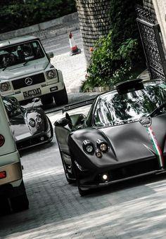 Zonda 760RS & Zonda F