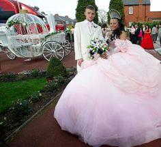 A big fat gypsy wedding