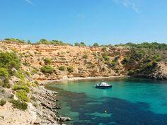 Cala Es Cucó, Ibiza