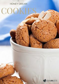 Honey Dream Cookies Recipe on Yummly. @yummly #recipe