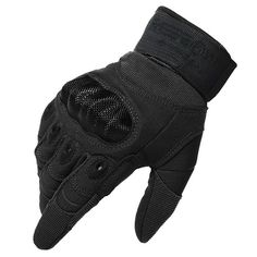 SCOYCO Winter Thermal Motorcycle Gloves for Men and Women Waterproof Touch Screen Warm Motorbike Gloves for Cruiser Touring Commuter Adventure Motorcycle Riding Cycling Black