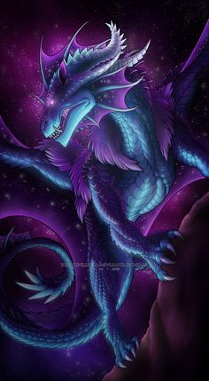 Foto - Dragons - - My best shares Beautiful Dragon, Beautiful Fantasy Art, Dark Fantasy Art, Fantasy Artwork, Mythical Creatures Art, Mythological Creatures, Fantasy Creatures, Dragon Horse, Mythical Dragons