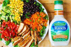 Southwester Chopped Salad