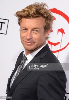 """CBS Celebrates 100 Episodes Of """"The Mentalist"""" - Arrivals   Getty Images"""