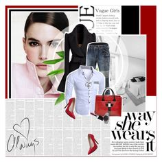 """""""Vogue Style"""" by lucky-1990 ❤ liked on Polyvore featuring Love Always"""