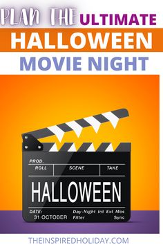 Halloween movie nights are a great way to get yourself excited for the spookiest day of the year. Find out the best ways to throw the ulimate Halloween movie night including Halloween decor, movie suggestions, Halloween movie night treats and more. Halloween Date, Halloween Movie Night, Halloween This Year, Halloween Dinner, Family Halloween, Halloween 2019, Halloween Themed Movies, Classroom Halloween Party, Halloween Treats For Kids