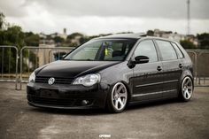 Vw Polo Modified, Modified Cars, Rims For Cars, Vw Cars, Volkswagen Polo, First Car, Cannon, Golf, Vehicles