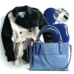 Content by Coach - Spring Forward with 8 NYC inspired looks by Coach - Be Versatile from #InStyle