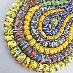 Goodoldbeads - Collection - African Trade Beads
