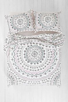 Shop Plum & Bow Mia Medallion Duvet Cover at Urban Outfitters today. Bedroom Makeover, Duvet, Room Inspiration, Bed, Medallion Duvet, Woman Bedroom, Bedroom Decor, Duvet Covers, Design Your Home