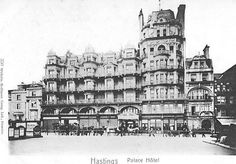 Palace Hotel, Hastings.