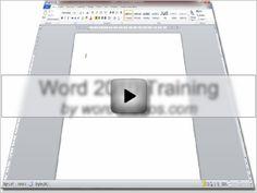 Word 2010 handleiding