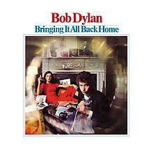 This is one of my favorite Dylan records.  I love the poetic language that often seems nonsensical, yet for some reason evokes you to feel it has some deeper meaning and connection.