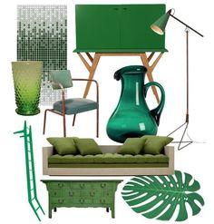 Design com as cores e energias dos orixás