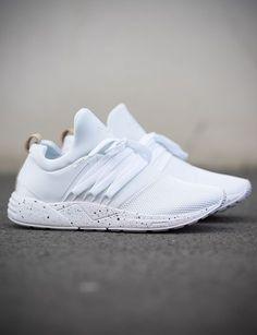 ARKK Copenhagen RAVEN AS1418-1009-W White/Nude Sneaker