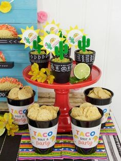 Olé, olé, is your toddler having a birthday? The enjoyable concepts tucked inside this Taco TWOsday Birthday Social gathering are positive that will help you 2nd Birthday Party For Girl, Birthday Ideas, Paris Birthday, Spa Birthday, Birthday Wishes, Birthday Gifts, Taco Party, Fiesta Party, Baby Shower