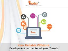 Custom web application development services by inoday gives you a chance to prove your IT business opportunities in web-centric e-business world. inoday team  can offer you the high quality and affordable solutions by maximizing the efficiencies of project processes and by fully utilizing the quality of our human resources. Visit us: http://inoday.com/