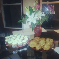 Cup cakes and cookies made from scratch by #chefjanetcook