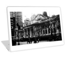 New York City Library laptop skin, available only from Red Bubble: http://www.redbubble.com/people/cyn75/works/10282605-the-library?asc=u