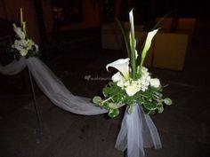 Elegante arco floral  de Florería Flordelis | Fotos