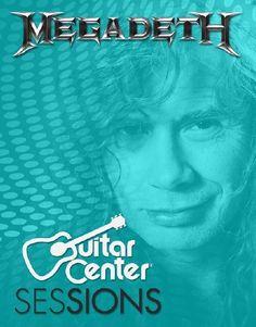 Music videos: Megadeth - Guitar Center Sessions 2012 (2013) [HDT...