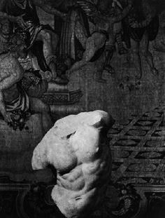 Vasco Ascolini - Firenze, Galleria degli Uffizi, 1986