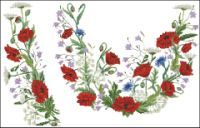 Gallery.ru / Фото #171 - схемы для вышиванок - zhivushaya