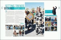 Herff Jones Yearbook Discoveries is the leading yearbook publisher offering yearbook publishing ideas and yearbooks tips for yearbook staff and students. Elementary Yearbook Ideas, Student Life Yearbook, Yearbook Mods, Yearbook Staff, Yearbook Pages, Yearbook Theme, Yearbook Spreads, Yearbook Covers, Yearbook Design Layout