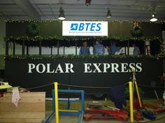The Amazing Christmas Parade Float