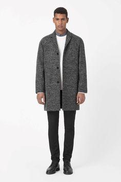 COS | Raglan sleeve coat