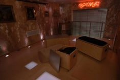 Gallery Archive White Concrete, Concrete Slab, Stained Concrete, Staining Wood Floors, Stone Flooring, Plan B Film, Mdf Letters, Old Brick Wall, White Stool