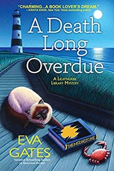 "Read ""A Death Long Overdue A Lighthouse Library Mystery"" by Eva Gates available from Rakuten Kobo. When her former director is found dead in the water, librarian Lucy Richardson will have to get to the bottom of the mys. Mystery Genre, Mystery Novels, New Books, Books To Read, Library Books, Teen Party Games, Cozy Mysteries, Murder Mysteries, Mystery Parties"