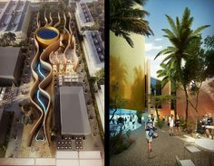 Foster + Partners reveals designs for UAE pavilion at Milan Expo