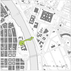 Seville 24/7 Center Proposal / Ayrat Khusnutdinov & Zhang Liheng