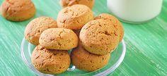 5 φανταστικές συνταγές για τα πιο τραγανά κουλουράκια! Muffin, Ice Cream, Cookies, Eat, Breakfast, Greece, Desserts, Recipes, Food