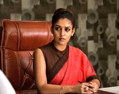 Nayanthara latest beautiful & hot HD stills in saree Silk Saree Blouse Designs, Blouse Patterns, Nayanthara In Saree, Nayanthara Hairstyle, Indian Actresses, Actors & Actresses, Indian Wedding Couple Photography, Saree Trends, Elegant Saree