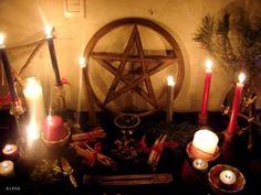 yule (wicca dream)