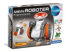 Clementoni Mio the robot - Tokmanni-verkkokauppa