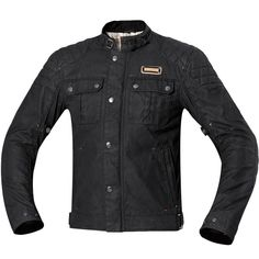 Held Sixty Six Jacket - Black
