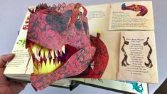 "The Definitive Pop-Up Book ""Encyclopedia Prehistorica Dinosaurs"" by Robe..."