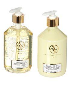 Look at this #zulilyfind! Hand Soap & Hand Lotion #zulilyfinds