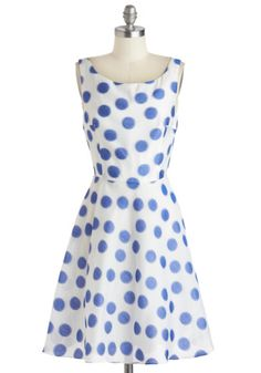 Betsey Johnson Airbrush with Fate Dress   Mod Retro Vintage Dresses   ModCloth