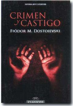 crimen y castigo de fiódor dostoievski