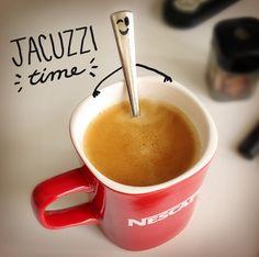 Jacuzzi Zeit
