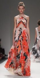2014 Bibhu Mohapatra Trendy Outfits Collection For girls